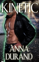 Kinetic (Psychic Crossroads, Book Three)