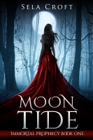 Moon Tide (Immortal Prophecy Book 1)