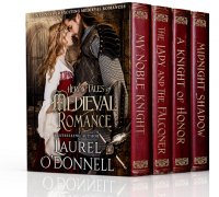 Heroic Tales of Medieval Romance Boxed Set