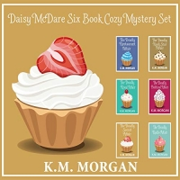 Daisy McDare Six Book Cozy Mystery Set