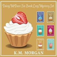 Daisy McDare Six Book Cozy Mystery Set