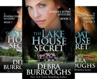 A Jenessa Jones Mystery (4 Book Series)