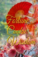 Fortune Cookie Wisdom Journal