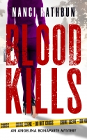 Blood Kills - PI Angelina Bonaparte Crime Thrillers #4